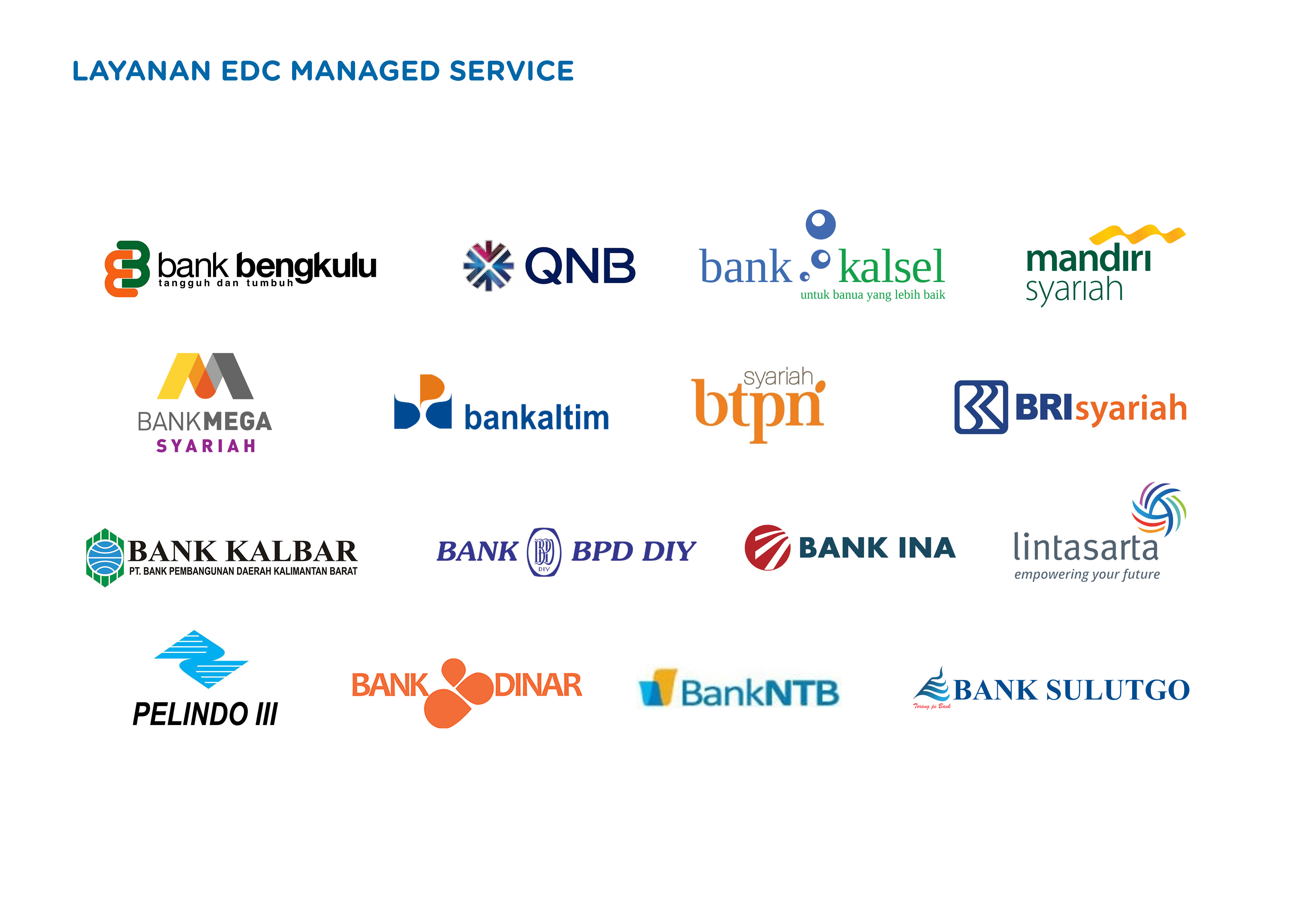 Layanan EDC Managed Service